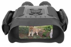 Binoculares de visión nocturna Bestguarder