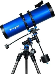 Meade Instruments 216006 Telescopio reflector Polaris 130 Eq